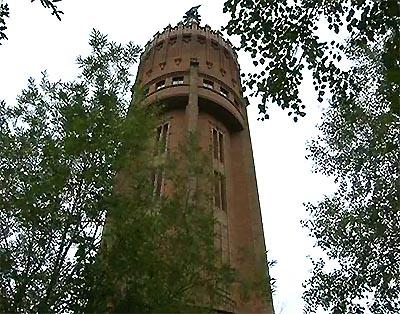 Водонапорная башня инта описание