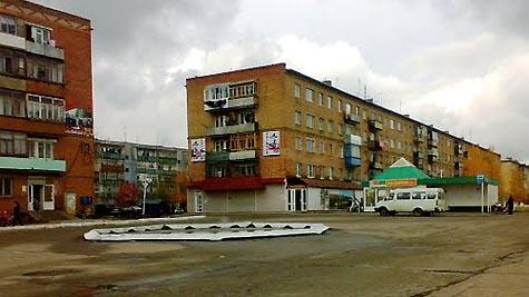 Троицко-Печорск квартал пятиэтажек Южный. Автор Администратор TRP.SU
