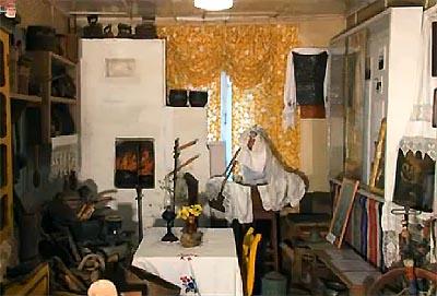 Историко-краеведческий музей в Троицко-Печорске