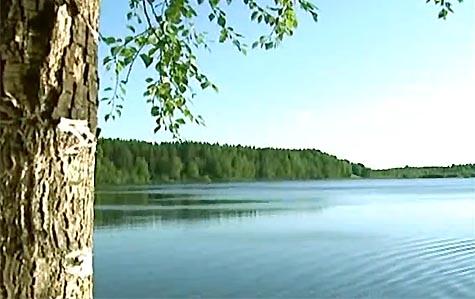 Река Мезень на Удоре